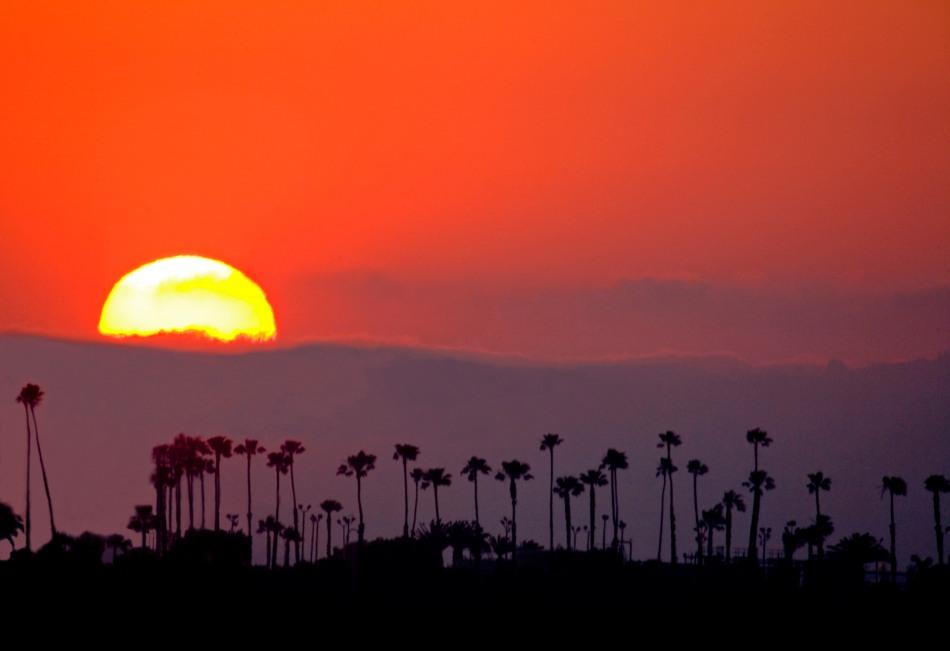 CALIFORNIA SUNSET_6681