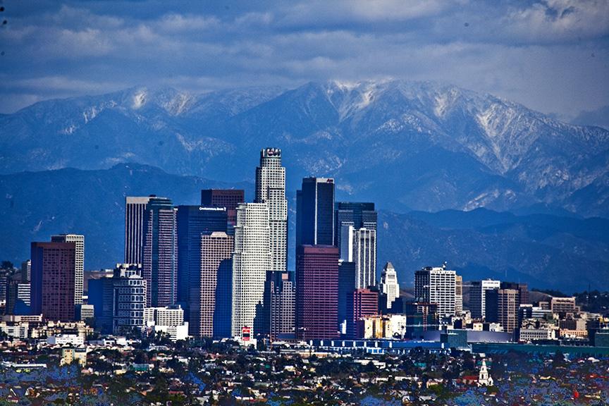 Snow in LA?_8104