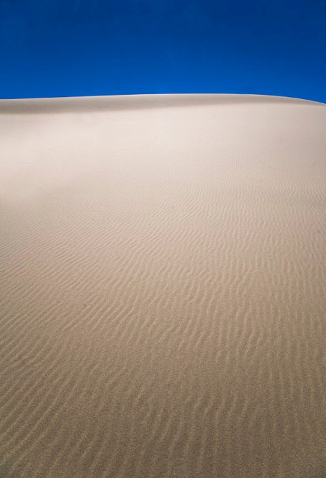 You have no idea how big this sand dune is until..