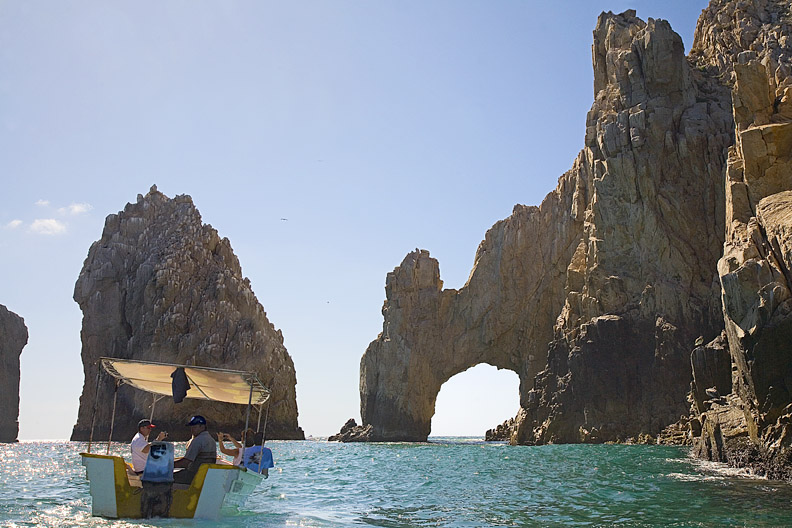 CABO SAN LUCAS' LANDS END