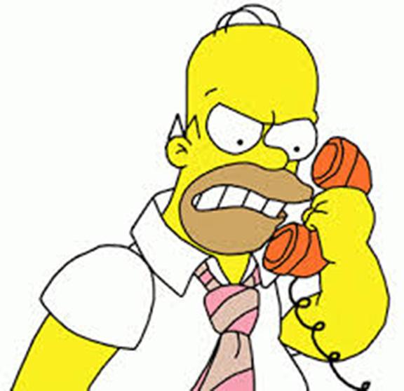 Angry Homers