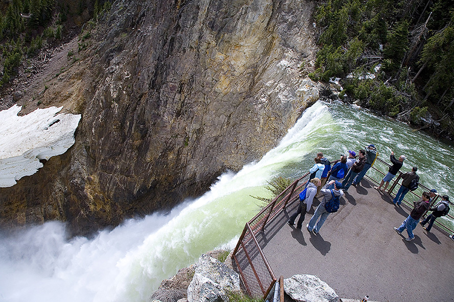 There's a reason why over 3 million people visit Yellowstone each year.