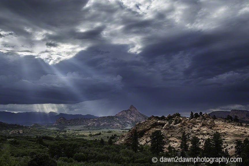 Storm Over Hop Valley