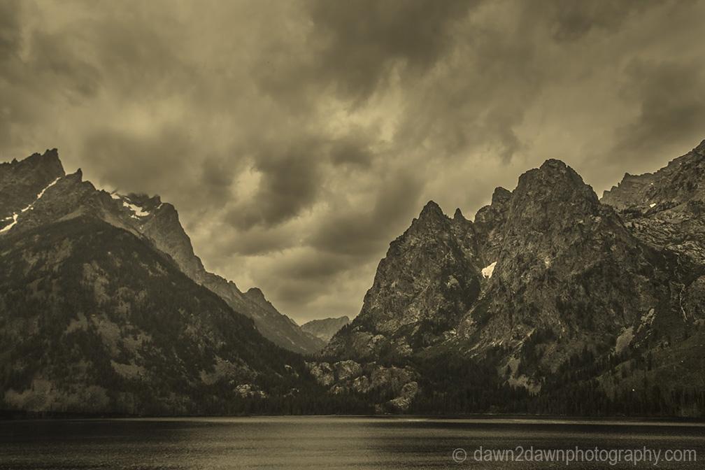 Tetons Jenny Lake
