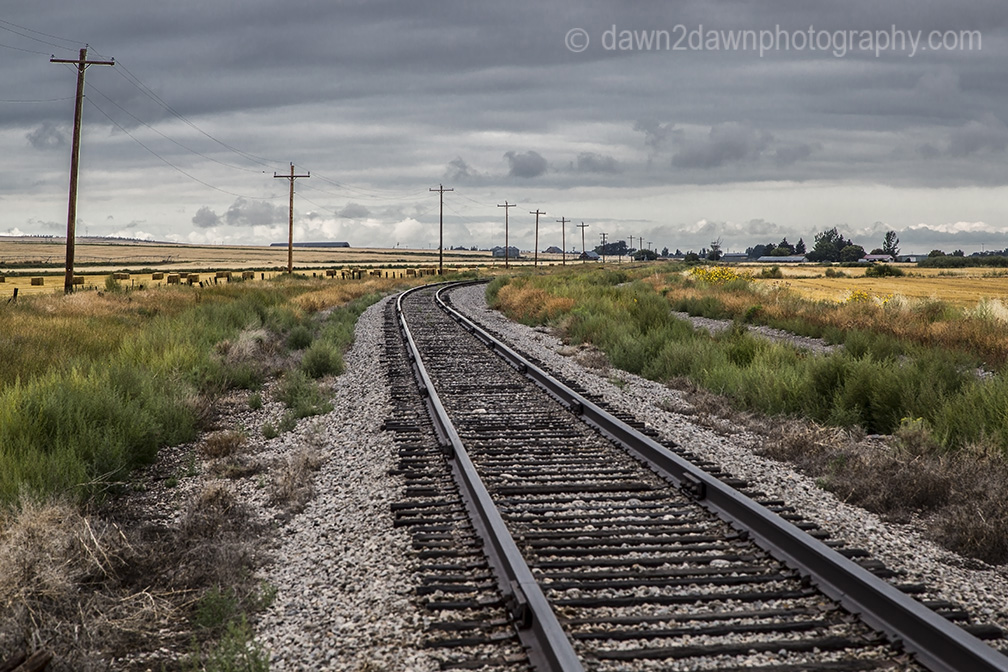 Idaho Train Track