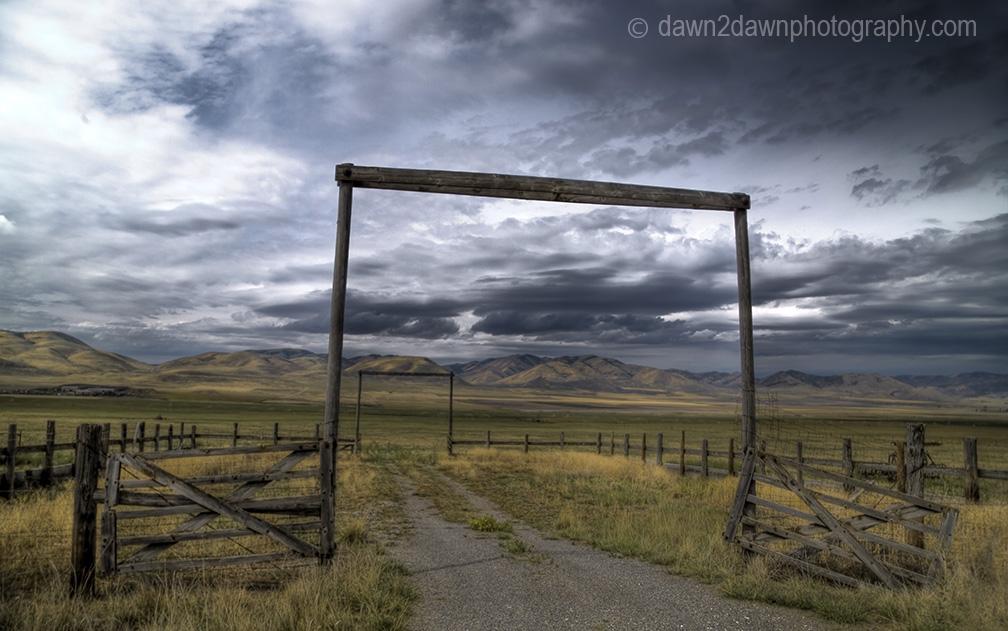 Utah Farm Road