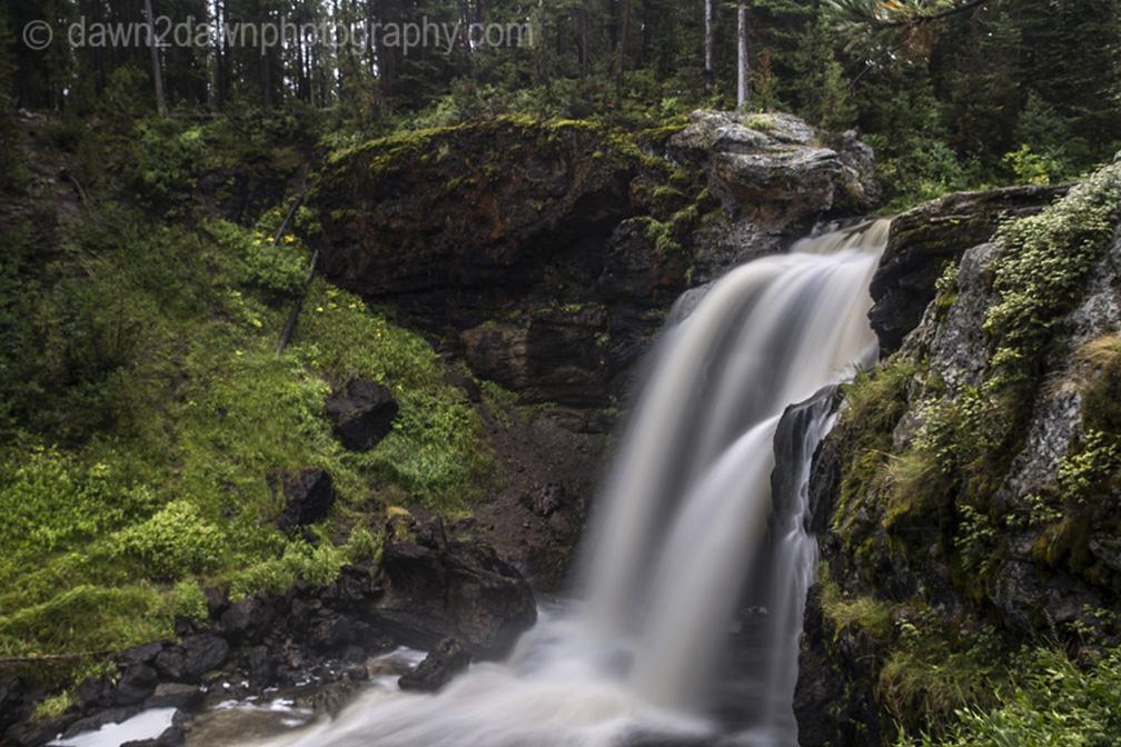YNP Moose Falls_9582