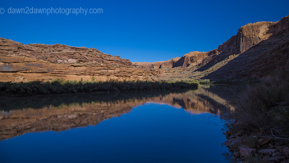 Colorado River Reflection_4337