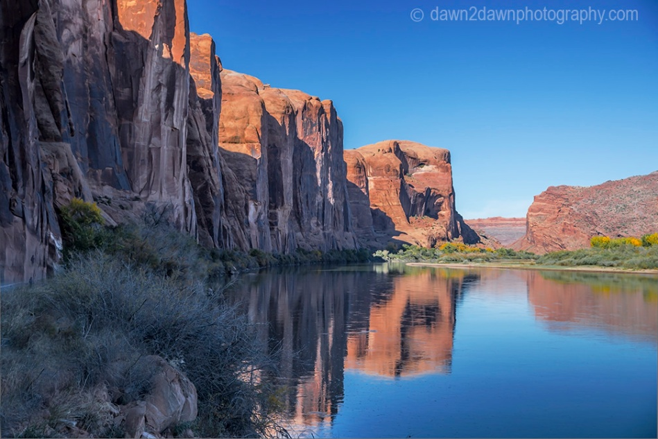 Colorado River Reflection_5064