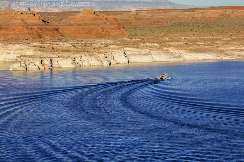Lake Powell Boat