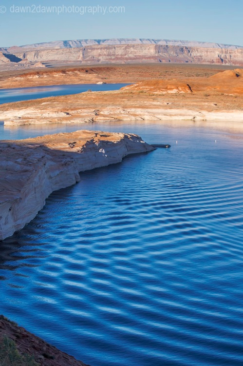 Lake Powell Ripples