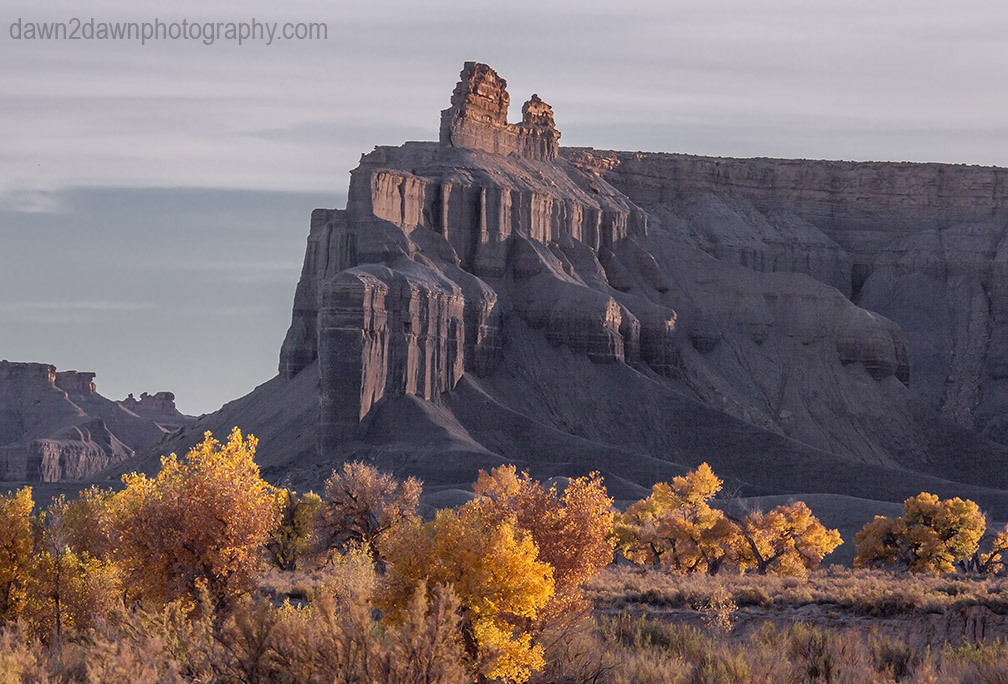 Caineville Buttes