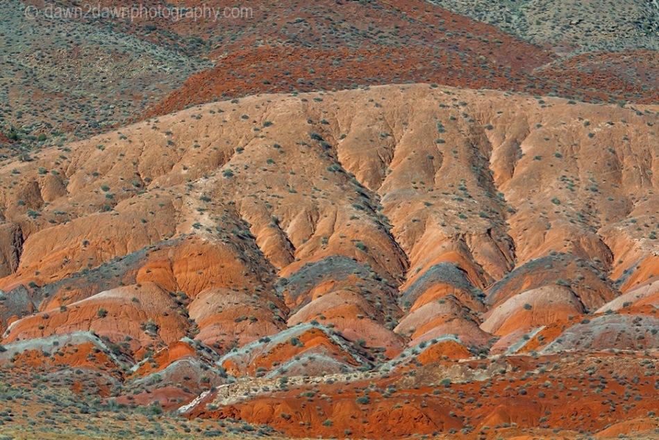 Utah Sandstone Landscape