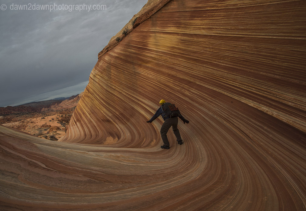 Coyote Buttes me Surfing_0446