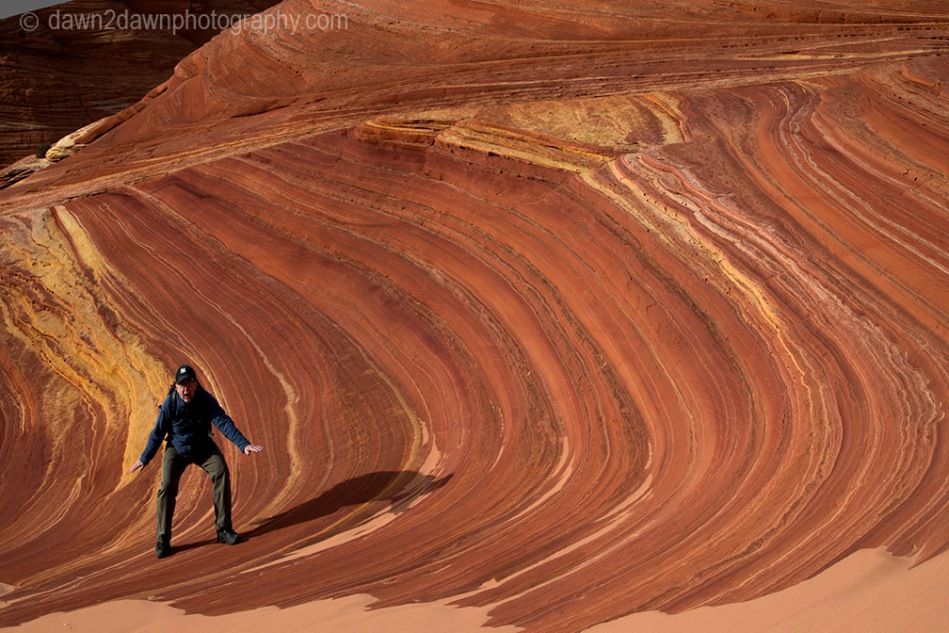 Coyote Buttes me Surfing_9798