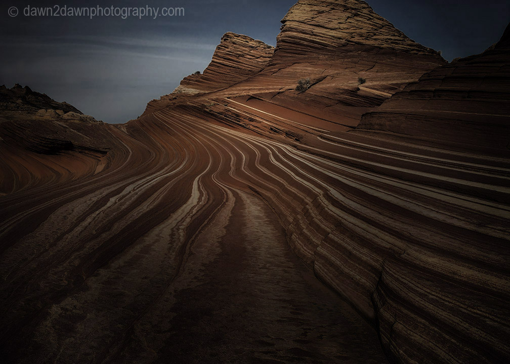 Coyote Buttes Sand Cove