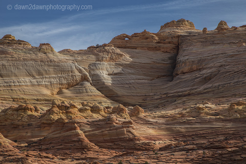 Coyote Buttes Wave Area_9543