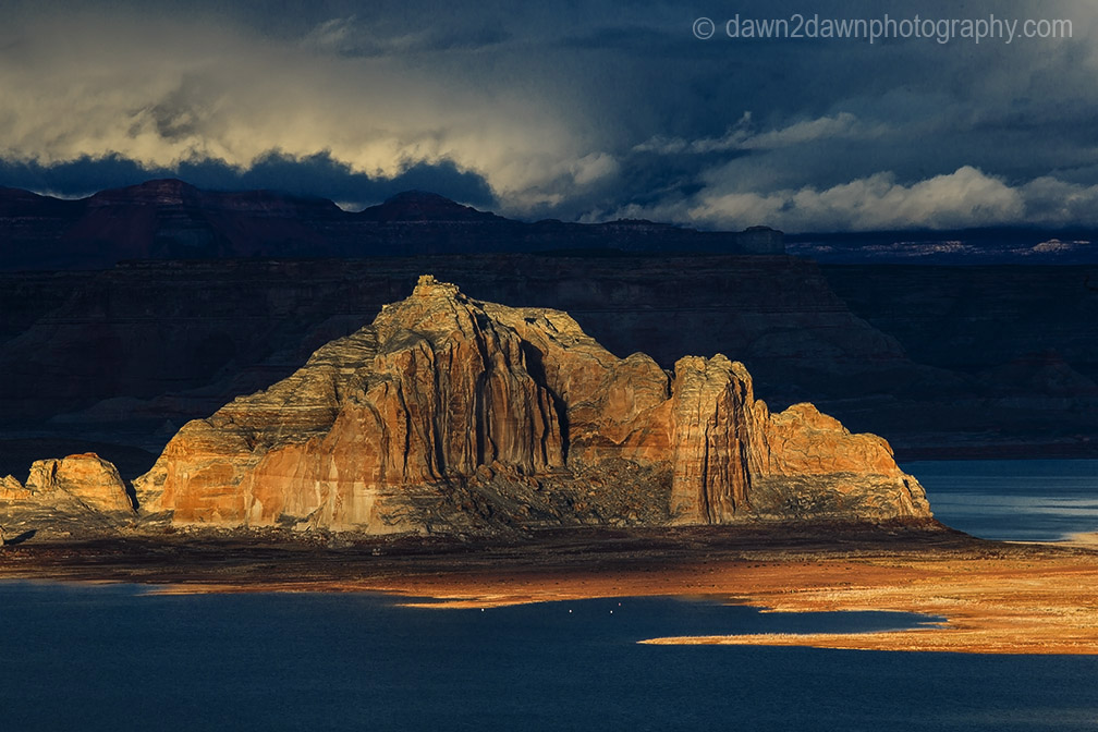 Lake Powell Sunset