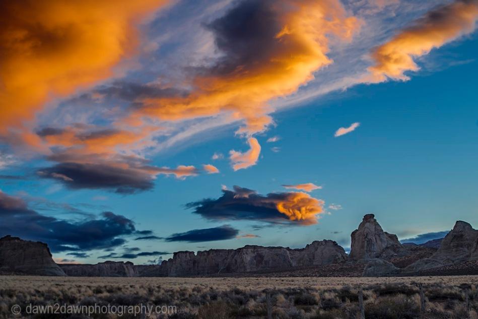 Glen Canyon Sunset