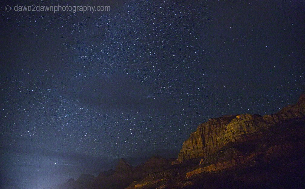 Zion Night Stars_4685