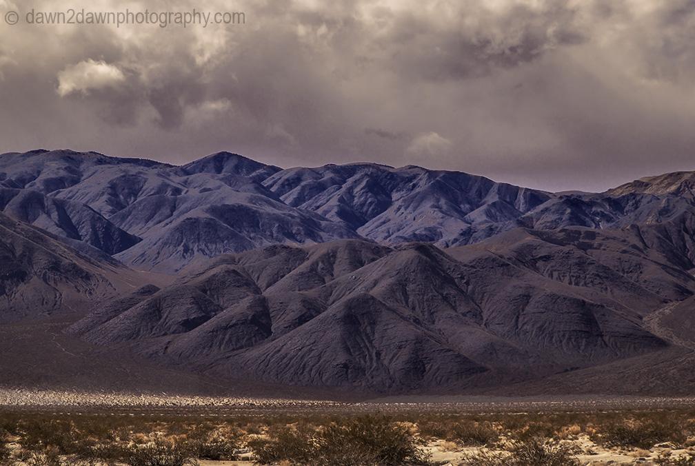 Death Valley Eureka Dunes