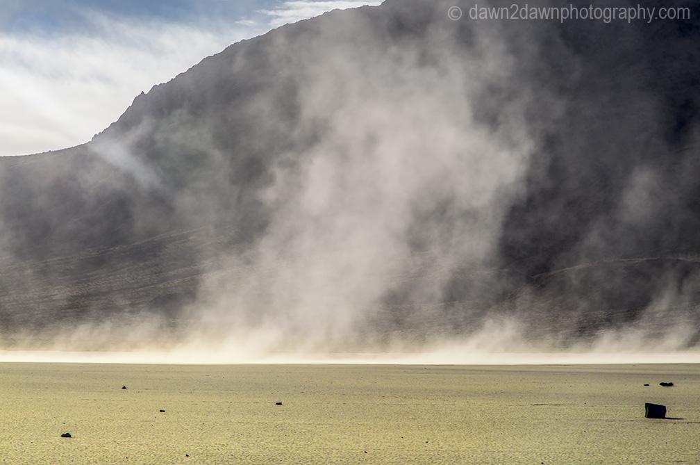 Death Valley Sandstorm