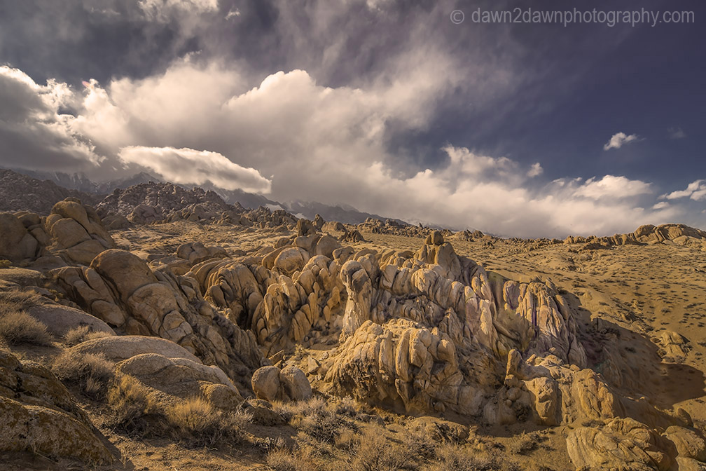 Owens Valley Alabama Hills