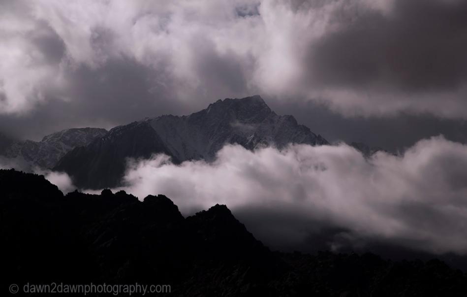 Owens Valley Sierras