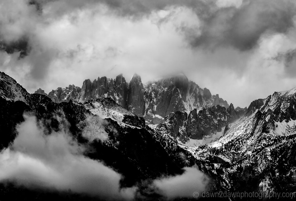 Owens Valley Mount Whitney