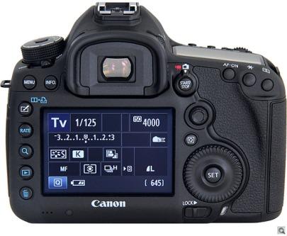 canon 5d back LCD ZURBACK-S