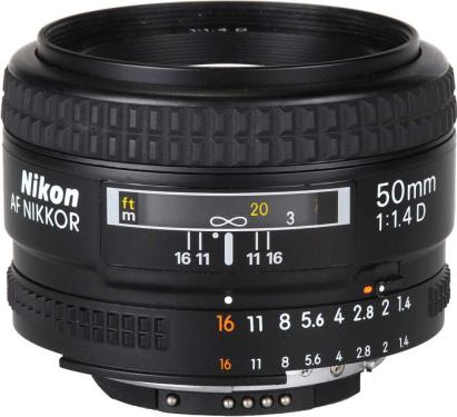 nikon-50mm-f1-4-lens-glass-photography-video-camera-equipment-gear-f-stop-focus-ring-photo
