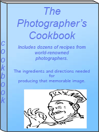 Photographer's cookbook