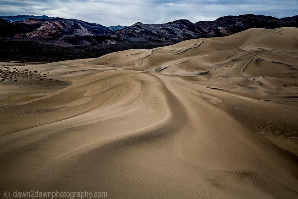Death Valley's Eureka Dunes