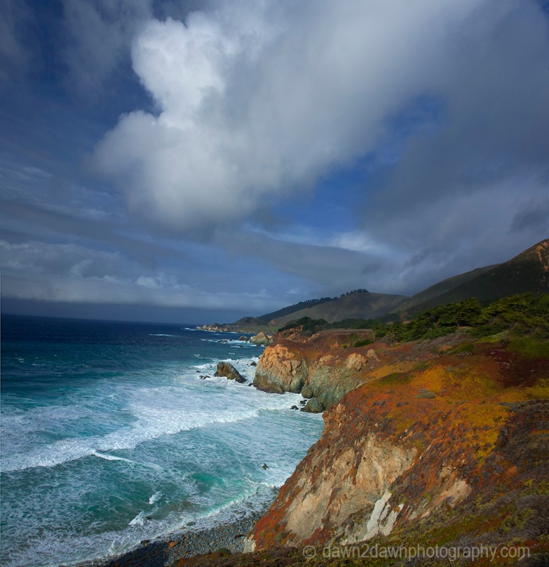 California's Big Sur Coastline