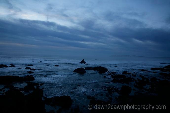 Cal Coast Sunset Original_0495