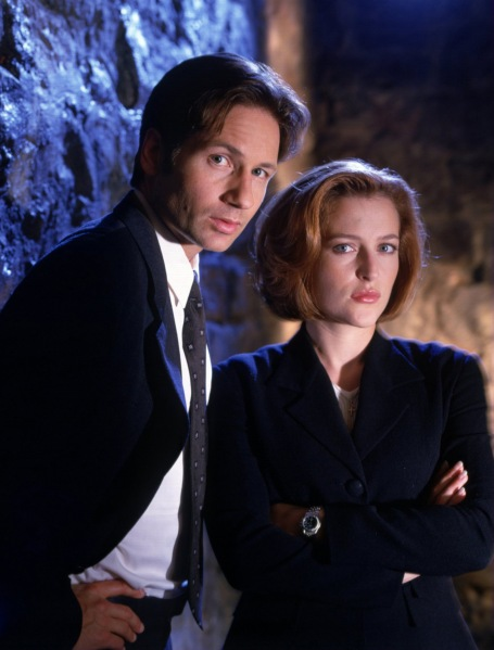 Mulder and Scully to investigate