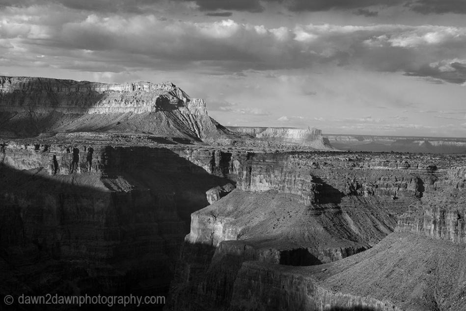 Arizona's Grand Canyon at Toroweap at Grand Canyon National Park