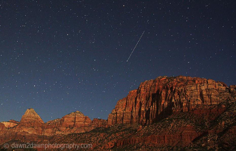 Perseid Meteor_8194