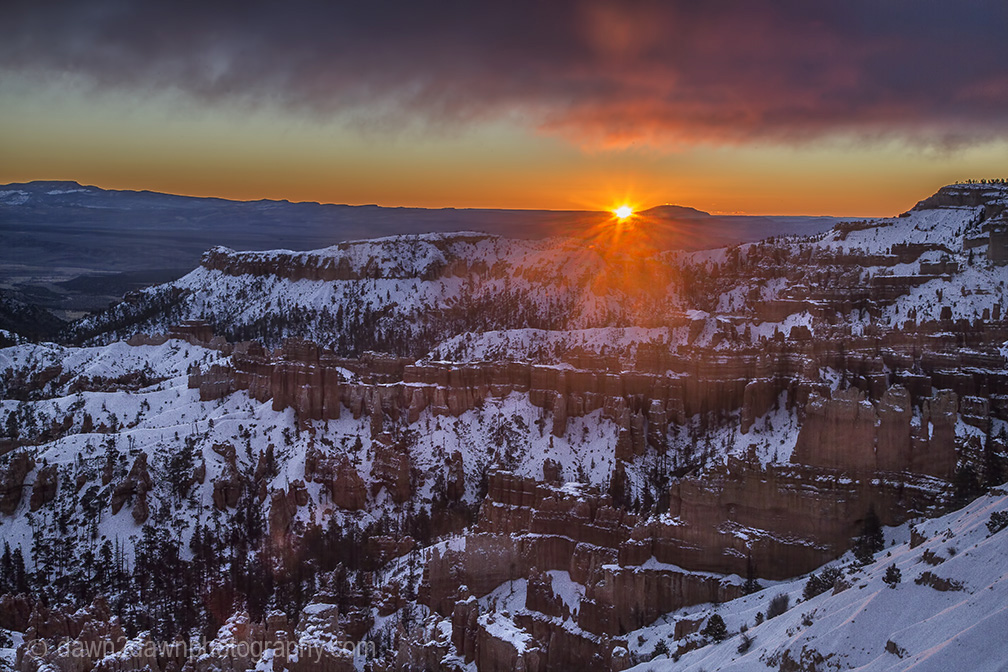 Annual Winter Visit To Bryce