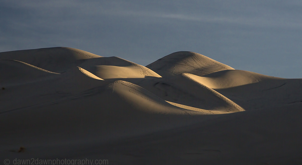 The Incredible Eureka Dunes
