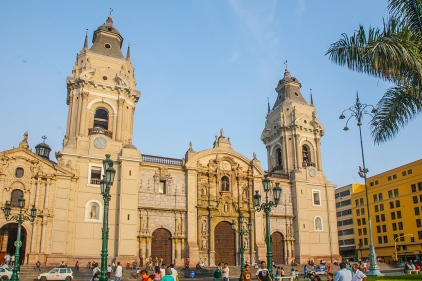 Another Lima Cathedra;