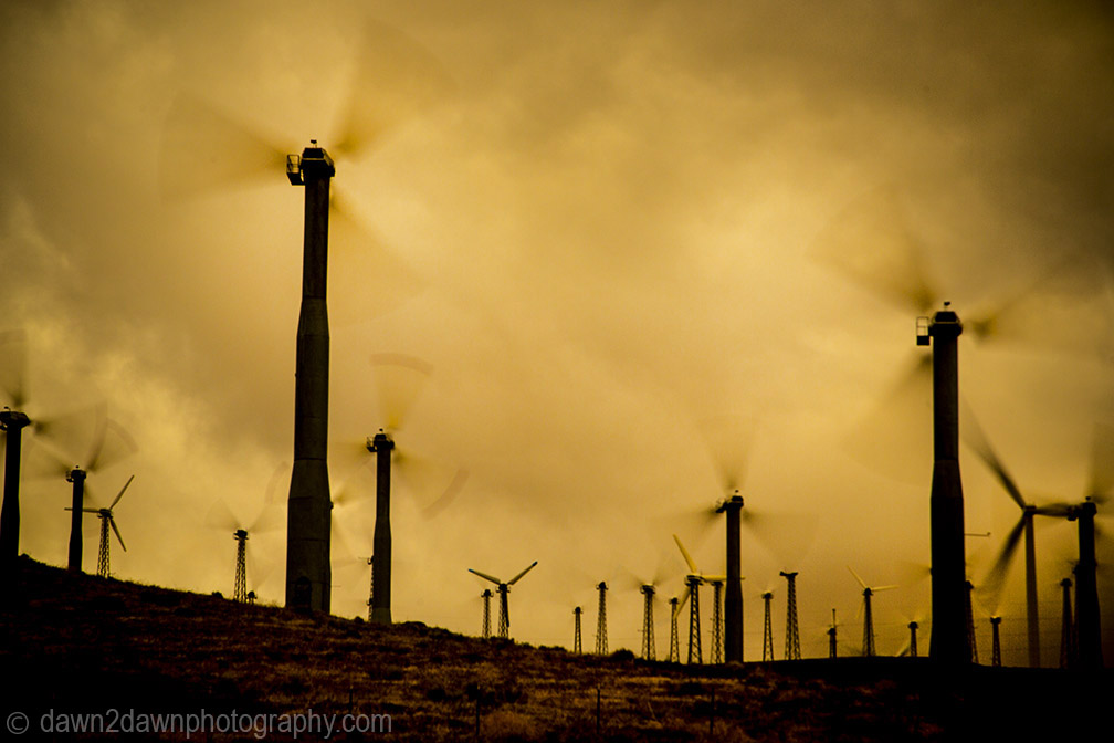 Fun With Wind Turbines