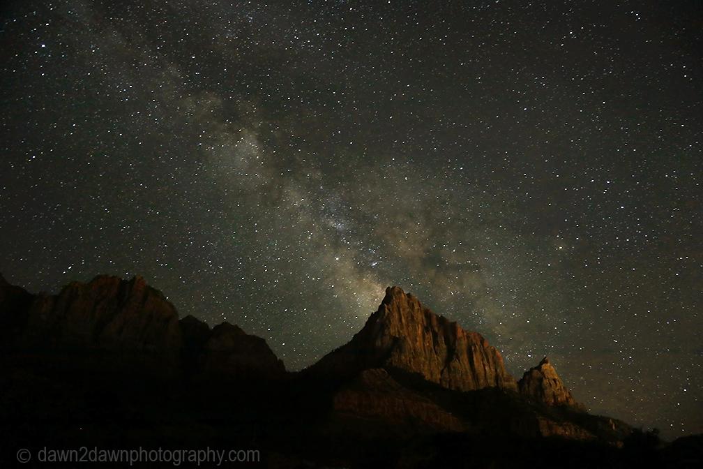 Zion Milky Way