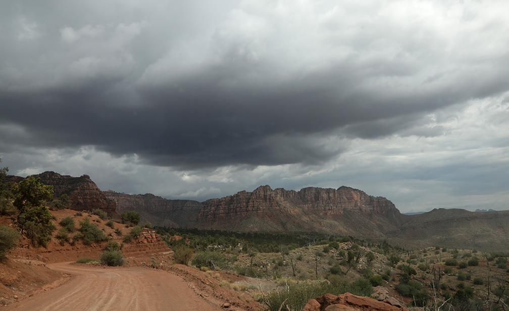 Stormy Zion Video