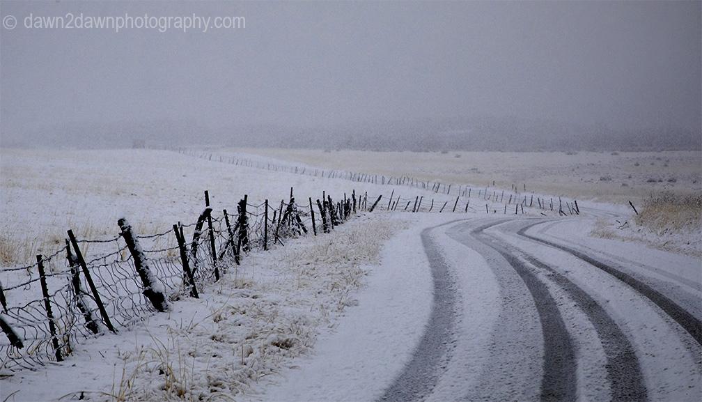Snowy Zion Christmas