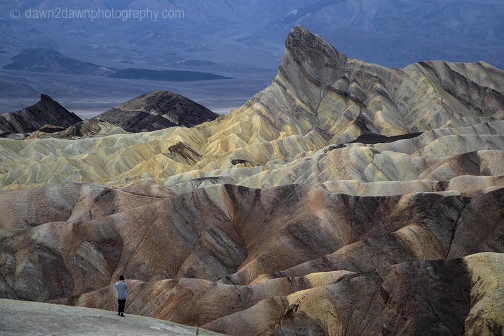 Death Valley's ZabriskiePoint