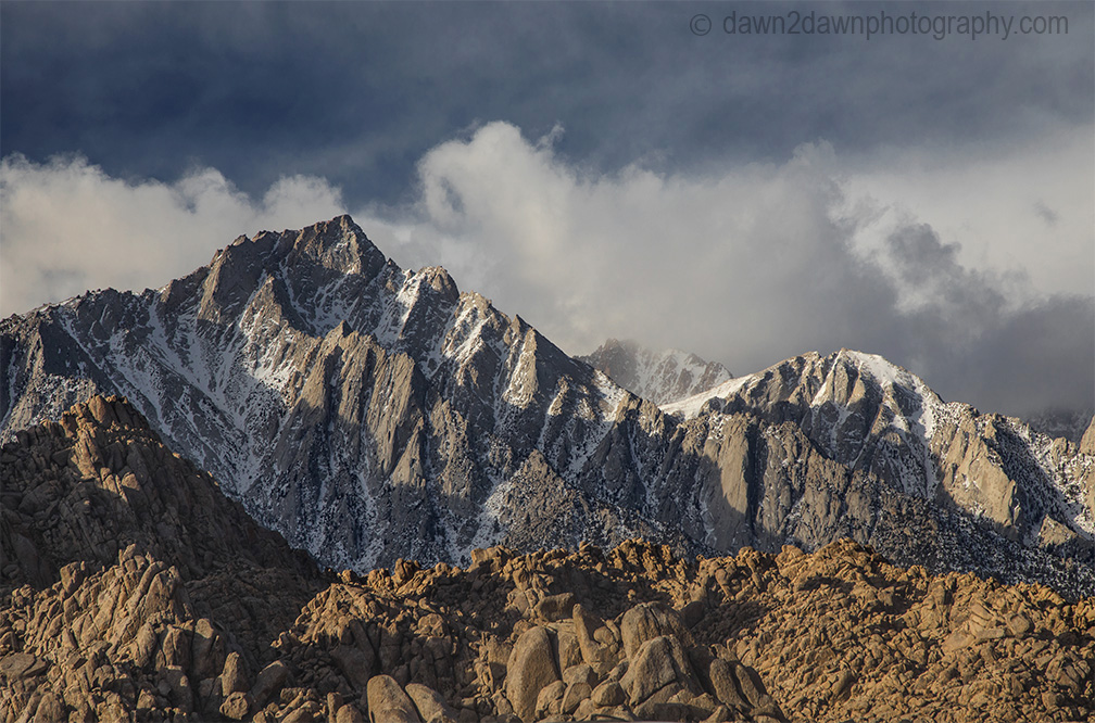 California's Eastern Sierras