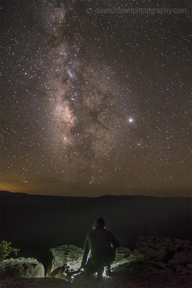 Milky Way On TheEdge