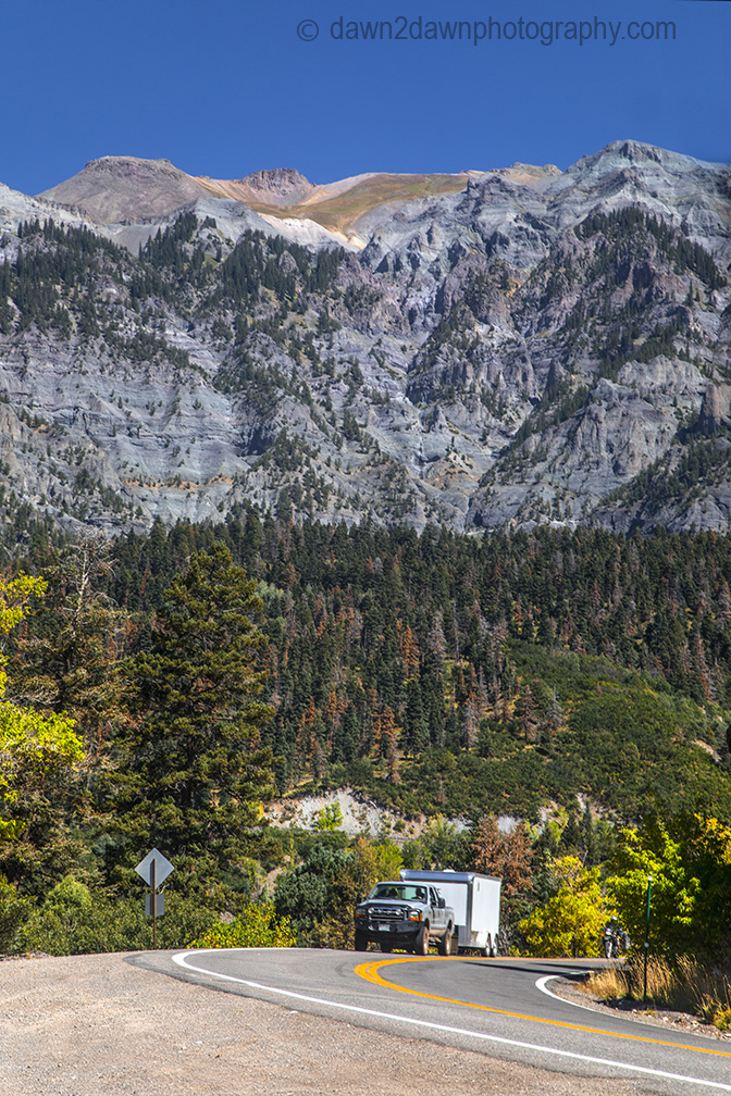 "Colorado's ""Million Dollar Highway"""